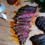 Spicy Marinated Skirt Steak