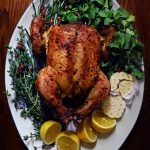 Spicy Roasted Chicken