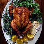 Spicy Roasted Chicken