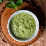 Aji Verde (Spicy Green Peruvian Sauce)